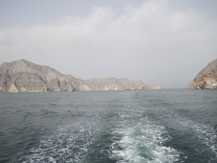 Khasab dhow cruise with Khasab sea tours Oman Travel Sharing