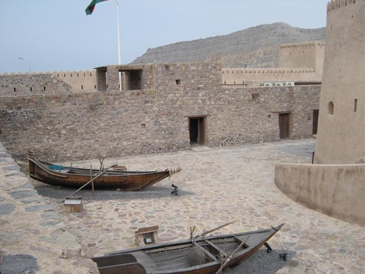 Khasab dhow cruise with Khasab sea tours Oman Travel Album