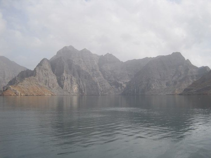 Khasab dhow cruise with Khasab sea tours Oman Vacation Diary