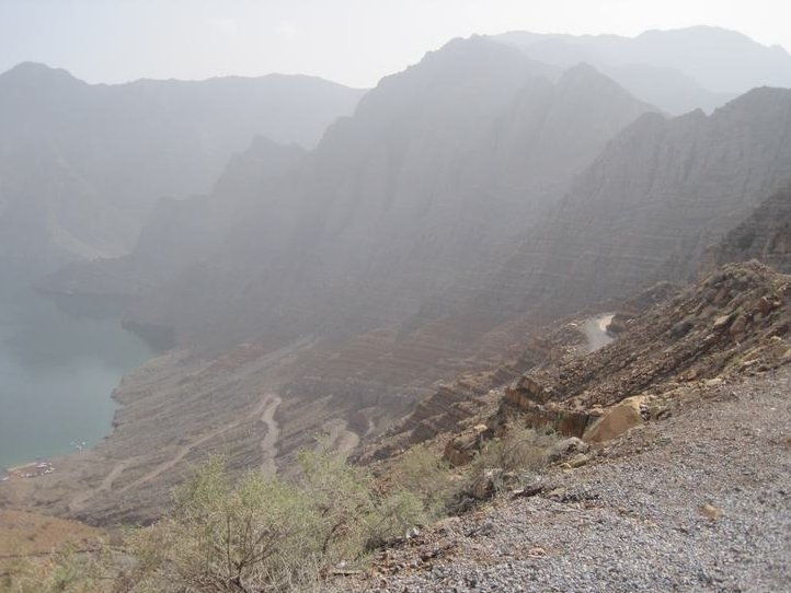 Photo Khasab Oman peninsula