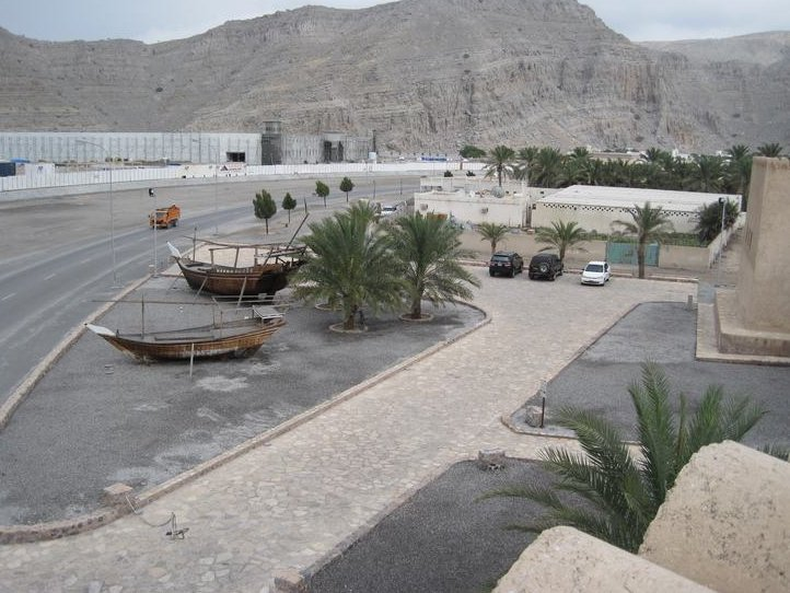 Khasab dhow cruise with Khasab sea tours Oman Blog Adventure