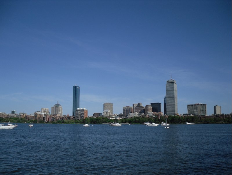 Tour de Boston United States Diary Photo
