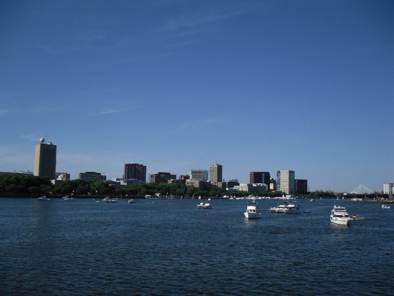 Boston United States Travel Experience