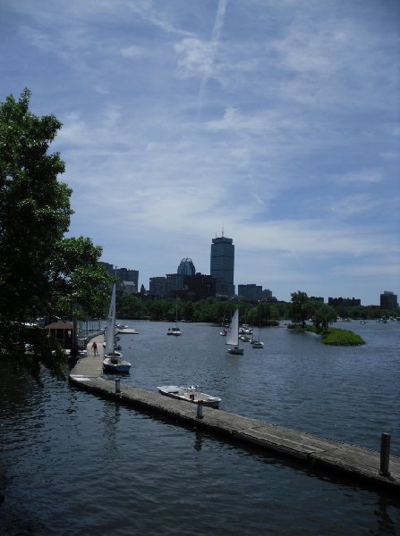 Boston United States Adventure