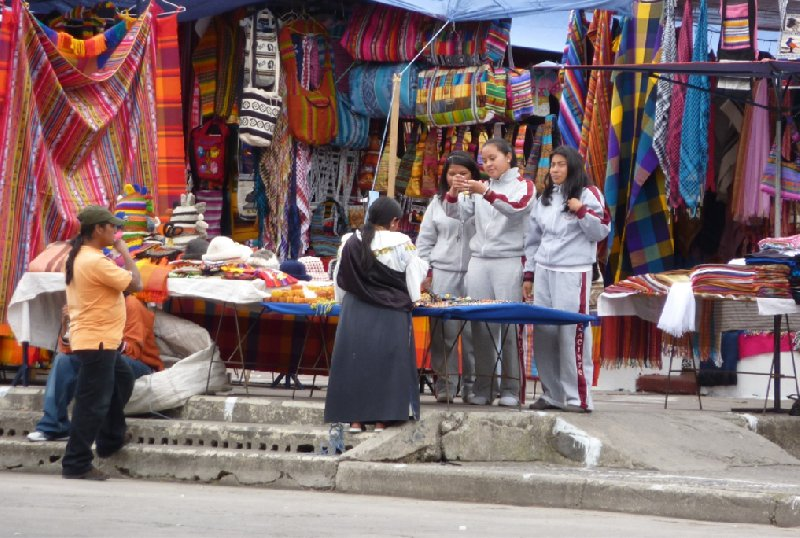 Photo Excursion to Otavalo market Ecuador Otavalo