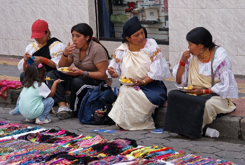 Excursion to Otavalo market Ecuador Vacation Tips