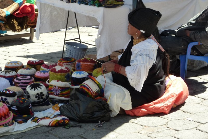 Excursion to Otavalo market Ecuador Vacation