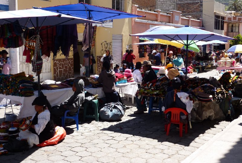 Excursion to Otavalo market Ecuador Vacation Information