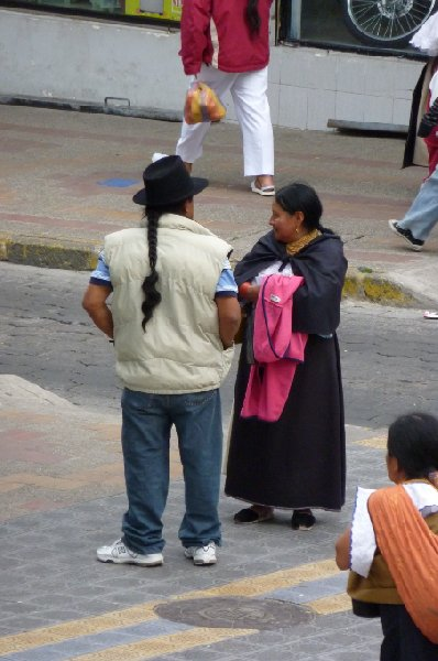 Excursion to Otavalo market Ecuador Review Sharing