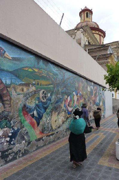 Otavalo Ecuador Trip