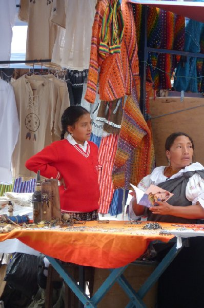 Photo Excursion to Otavalo market Ecuador weekdays