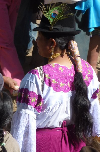 Otavalo Ecuador Vacation Photo