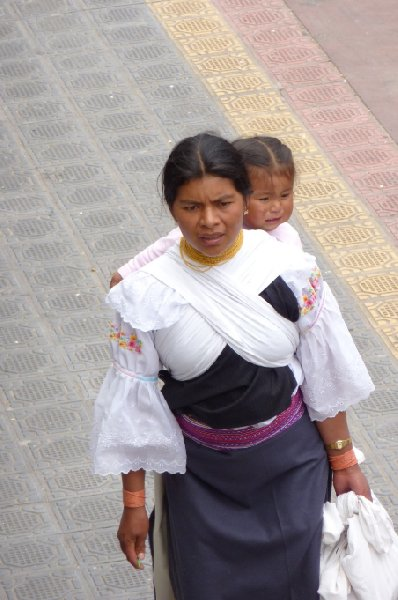 Excursion to Otavalo market Ecuador Holiday Photos