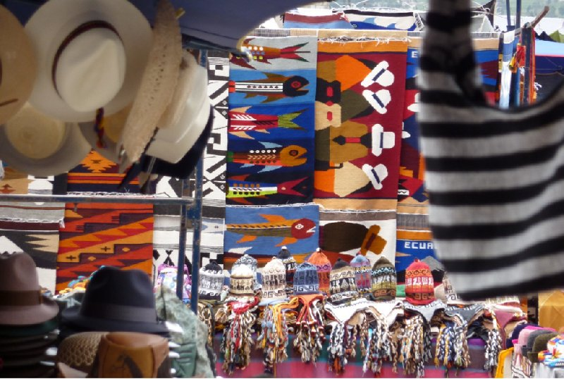 Excursion to Otavalo market Ecuador Diary Information