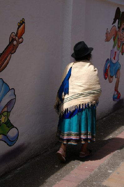 Photo Excursion to Otavalo market Ecuador different