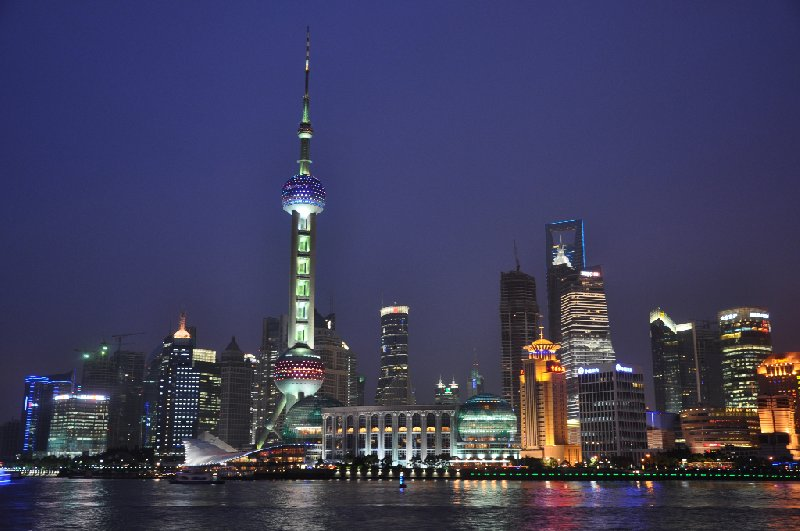 Shanghai China Travel Sharing