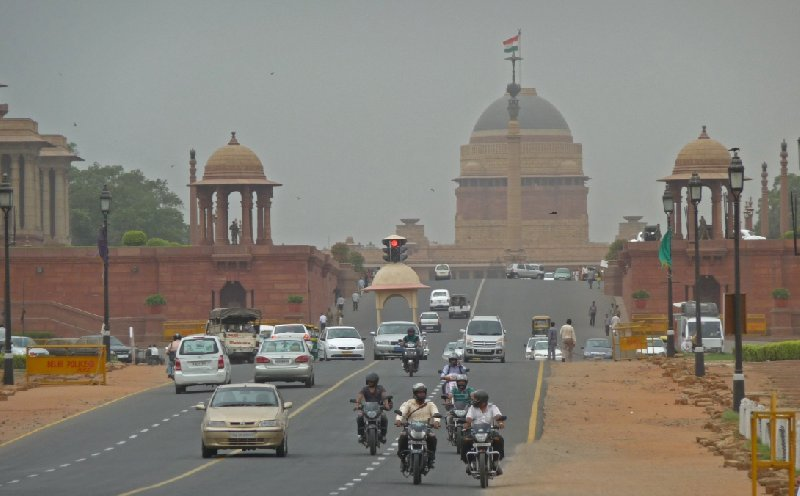 New Delhi India Travel Experience