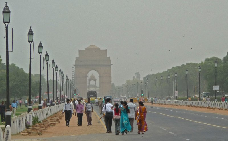New Delhi India Vacation Adventure