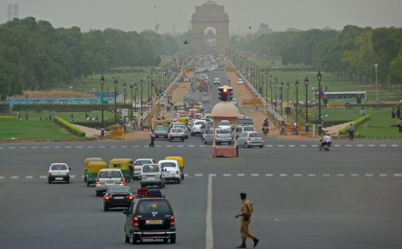 Delhi India Review Photograph