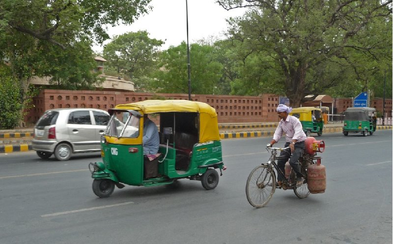 New Delhi India Vacation