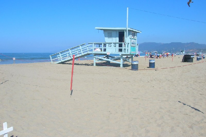 Santa Monica Beach Holiday United States Vacation Diary