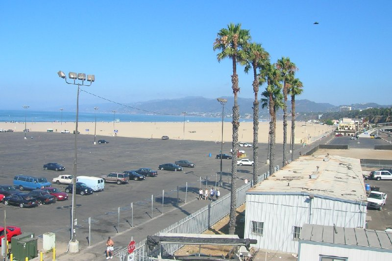 Santa Monica Beach Holiday United States Blog