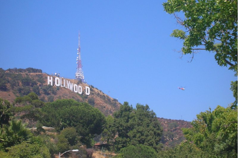 Hollywood United States Vacation Experience