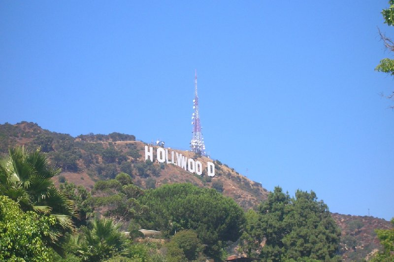 Trip to Hollywood United States Travel Diary