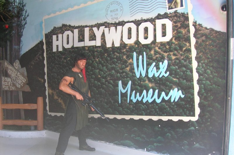 Trip to Hollywood United States Review Photograph