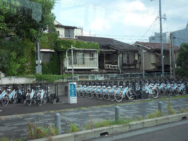 Trip from Tokyo to Kyoto Japan Diary Picture