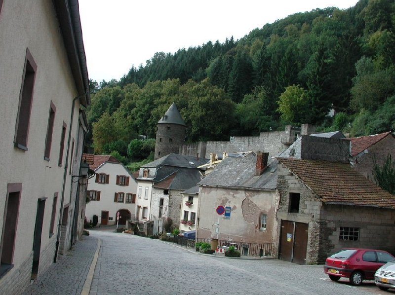 Great Stay in Luxembourg Vianden Blog Sharing