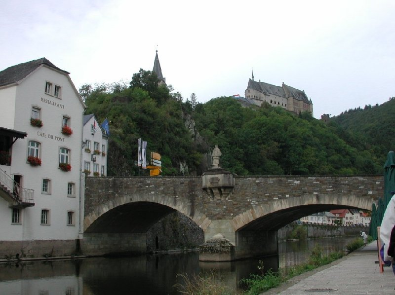 Great Stay in Luxembourg Vianden Vacation Experience