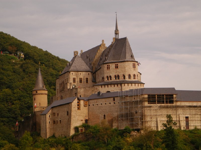 Great Stay in Luxembourg Vianden Travel Adventure