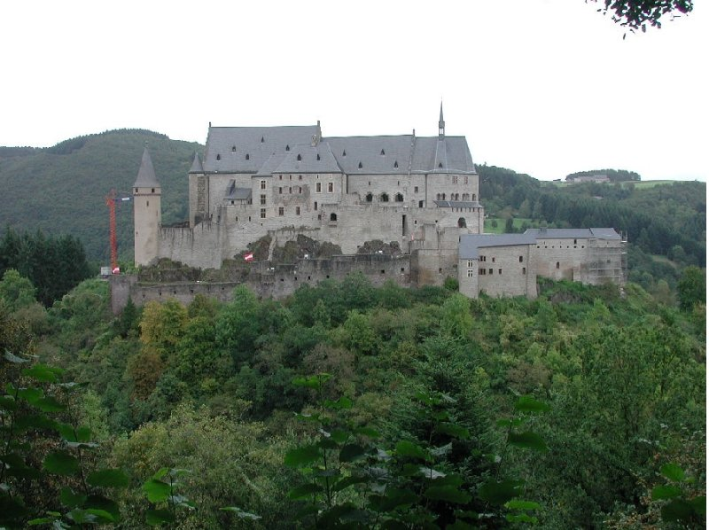 Great Stay in Luxembourg Vianden Blog Experience