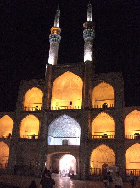 Travel to Iran Esfahan Diary Experience
