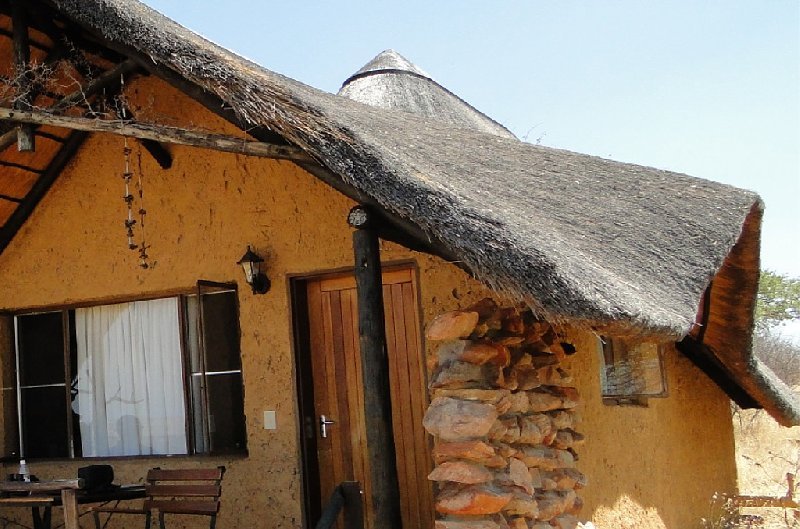 Namibia Kalahari Desert lodge safari Otjiwarongo Review Photograph