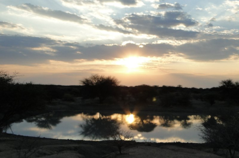 Namibia Kalahari Desert lodge safari Otjiwarongo Holiday