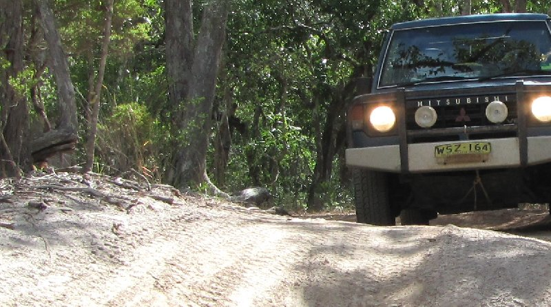 Cape York camping tour from Cairns Australia Vacation Information