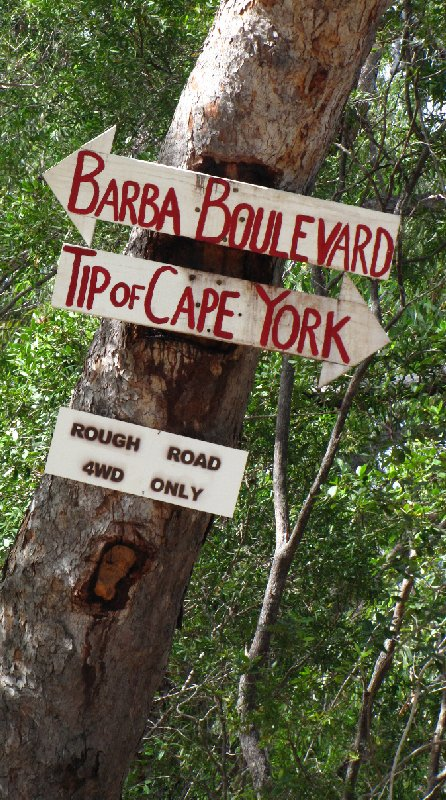 Cape York camping tour from Cairns Australia Diary Tips