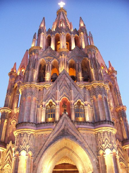 Photo San Miguel de Allende in Mexico beautiful