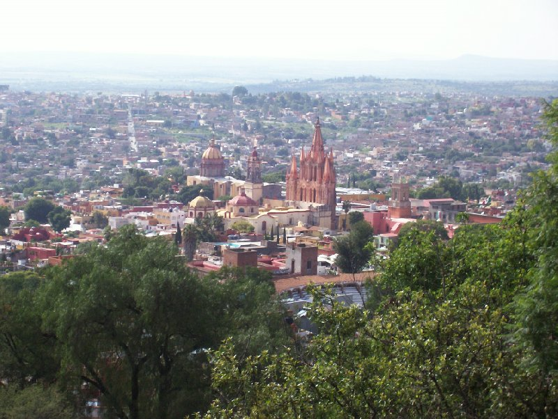 Photo San Miguel de Allende in Mexico little