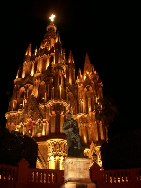Photo San Miguel de Allende in Mexico region