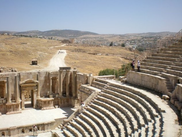 Jerash Jordan Photo Sharing