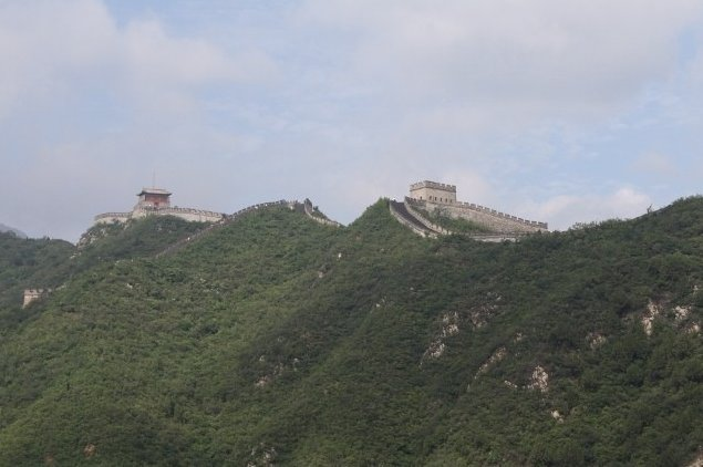 Trip to the great wall of China Changping Review Photo