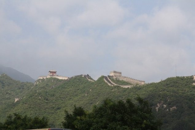 Trip to the great wall of China Changping Travel Experience