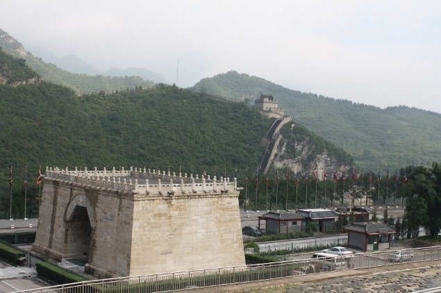 Trip to the great wall of China Changping Travel Adventure