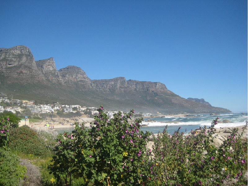 Cape Town Coastline South Africa Blog Pictures