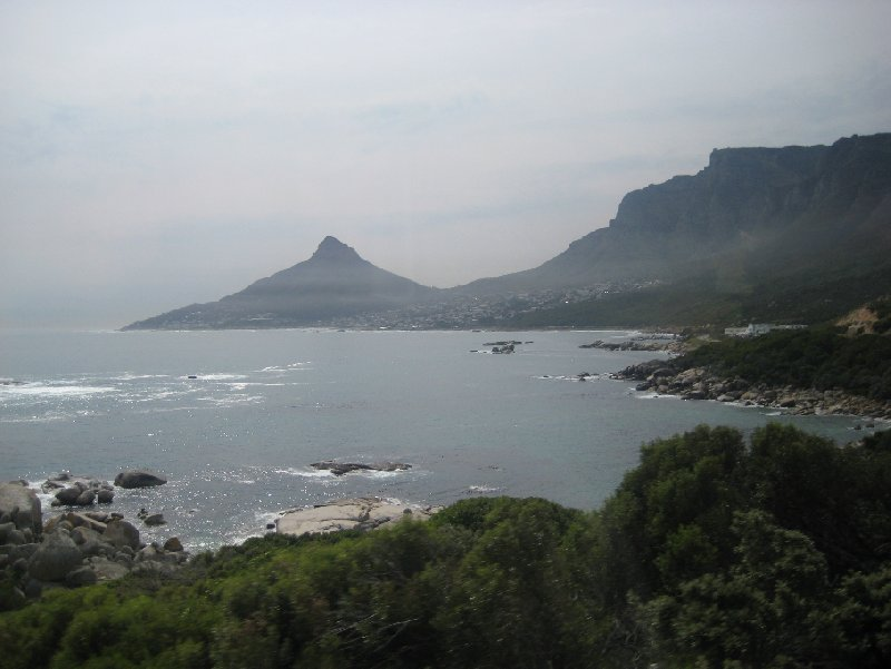 Cape Town Coastline South Africa Vacation Sharing