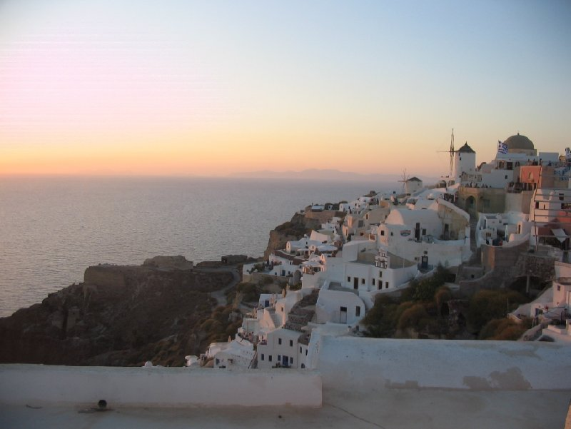 Nice stay in Santorini Oia Greece Album Pictures