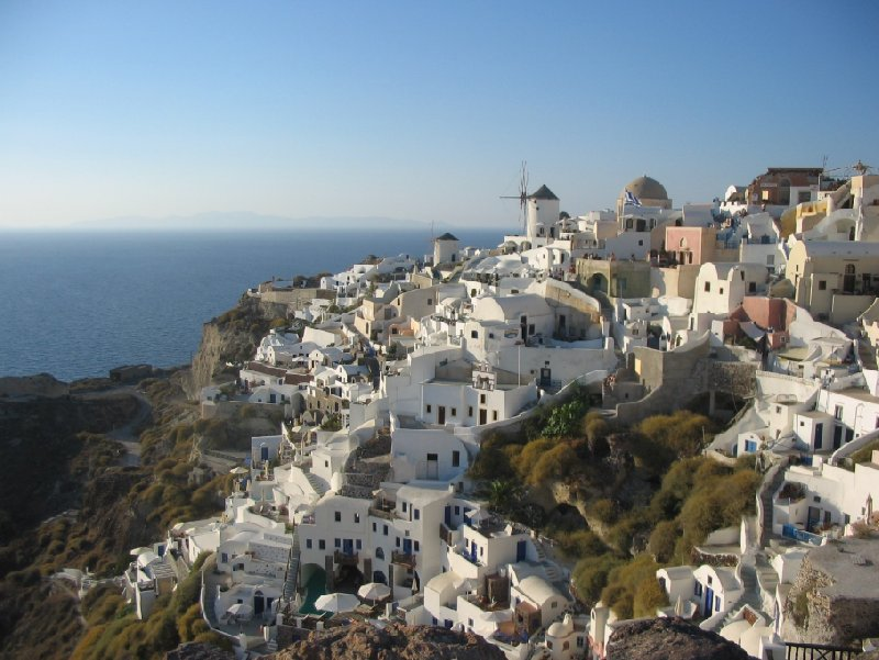 Nice stay in Santorini Oia Greece Review Photograph